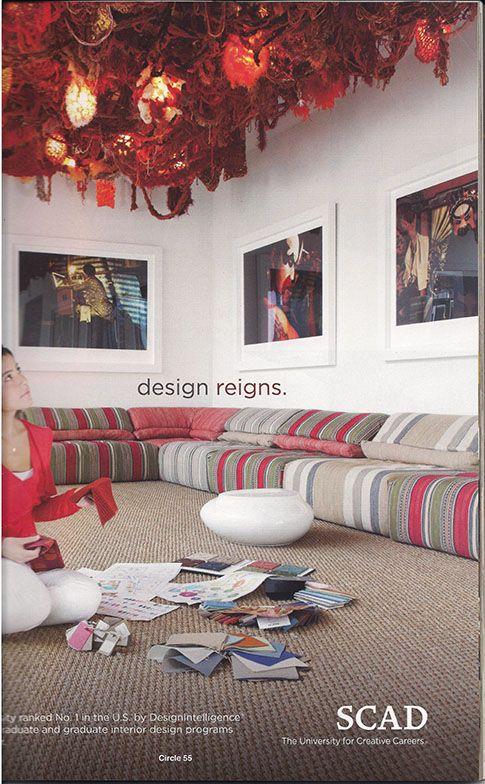 SCAD Savannah College of Art and Design Interior Design