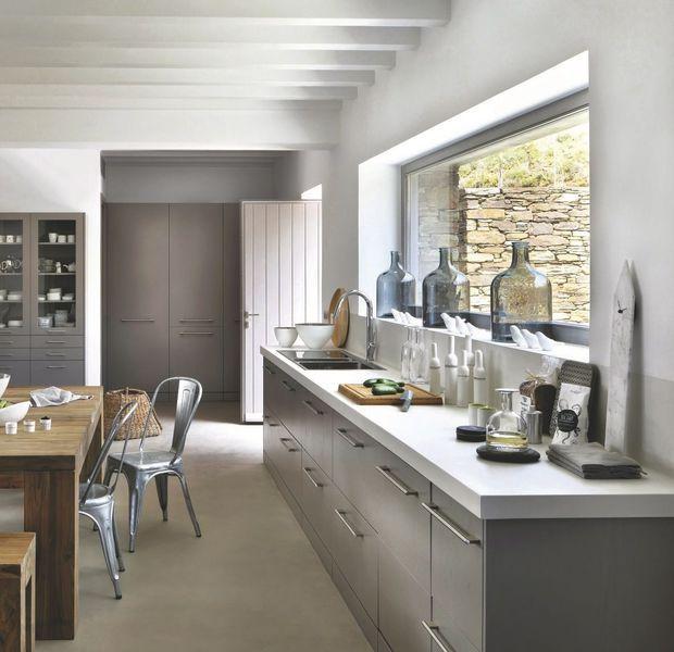 Cuisine design  5 idées pour une cuisine moderne, contemporaine