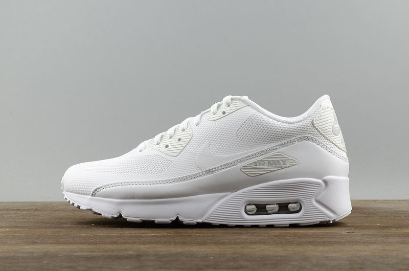 low priced a359b cd589 2018 Buy Nike Air Max 90 Ultra 2 0 Essential Triple White 875695-101