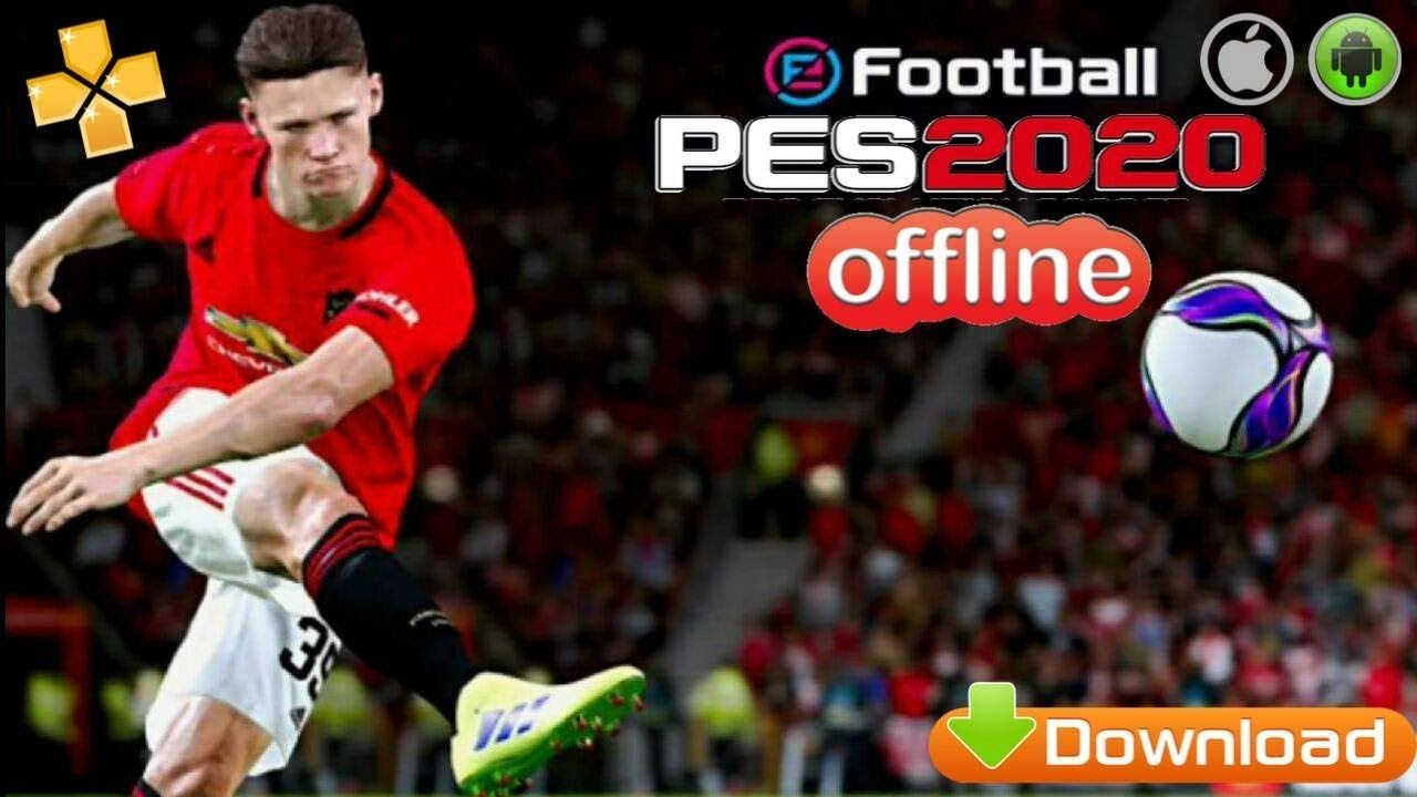 eFootball PES 2020 Offline Android PPSSPP English Version