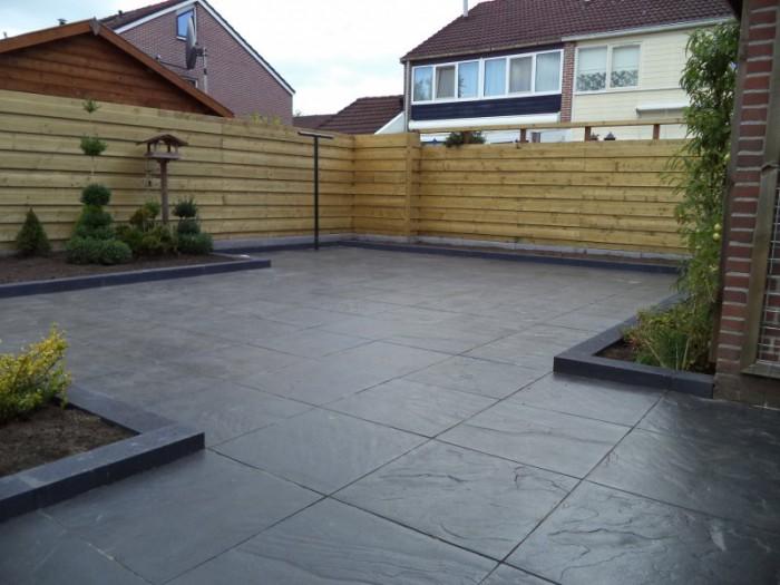 Tuin Met Tegels : Afbeeldingsresultaat voor keramische tegels tuin terras in