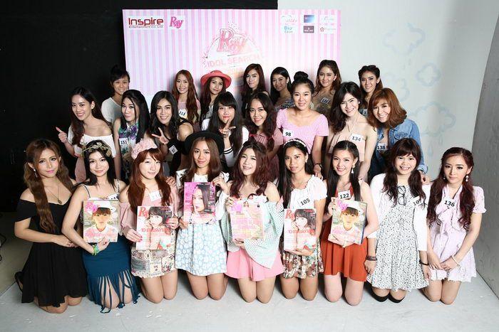 40 สาว Ray Idol Search 2014 รอบคัดเลือก เพราะโอกาสดีๆ แบบนี้มีเพียงแค่ปีละครั้งเท่านั้นทำให้บรรยากาศรอบตัดเลือกปีนี้คึกคักเป็นพิเศษ    สตาร์ด้วยการลงทะเบียนกันตั้งแต่ช่วงเช้า Pls follow all news and images at ThaiCatwalk : http://thaicatwalk.com/?p=58464