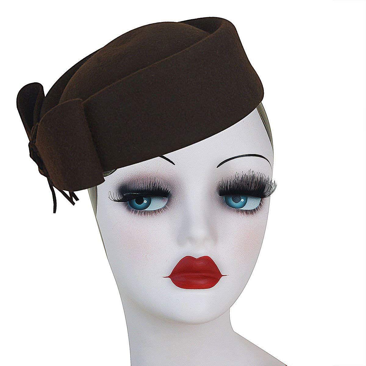 1940s Hats History 20 Popular Women S Hat Styles Retro Hats 1940s Hats Hat Fashion [ 1200 x 1200 Pixel ]