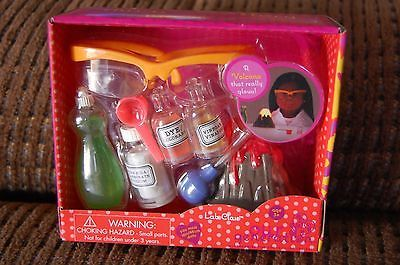 """Our Generation Lab Class Volcano Set  Accessories For 18"""" Dolls New in box"""