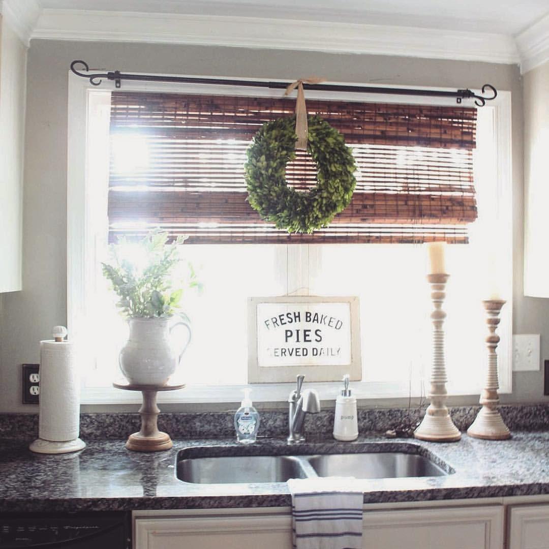 15 Best Ideas For Kitchen Sink Window Blinds Roman Shades Kitchen Window Coverings Kitchen Window Curtains Kitchen Window Treatments