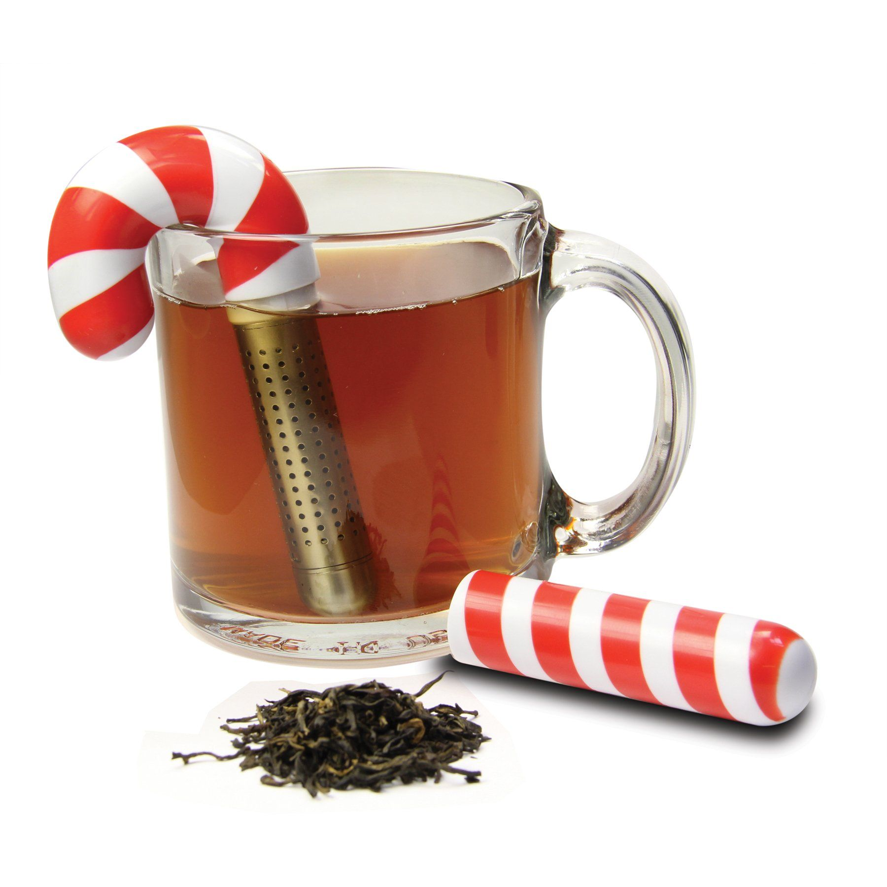 DCI Candy Cane Tea Infuser Tea Ball Strainers