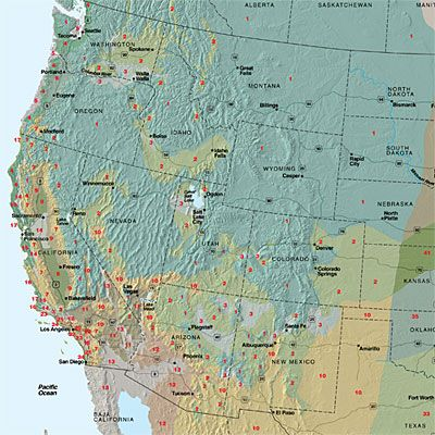 Find Your US Sunset Climate Zone The Ojays Plants And Maps - Us planting zones map