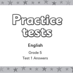 Smart-Kids Practice tests English Home Language Grade 5