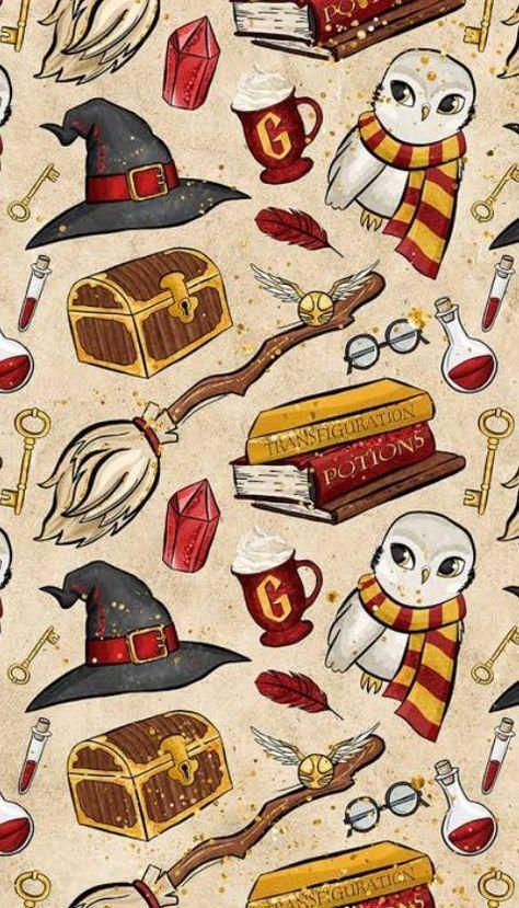 Telas de fundo Harry Potter