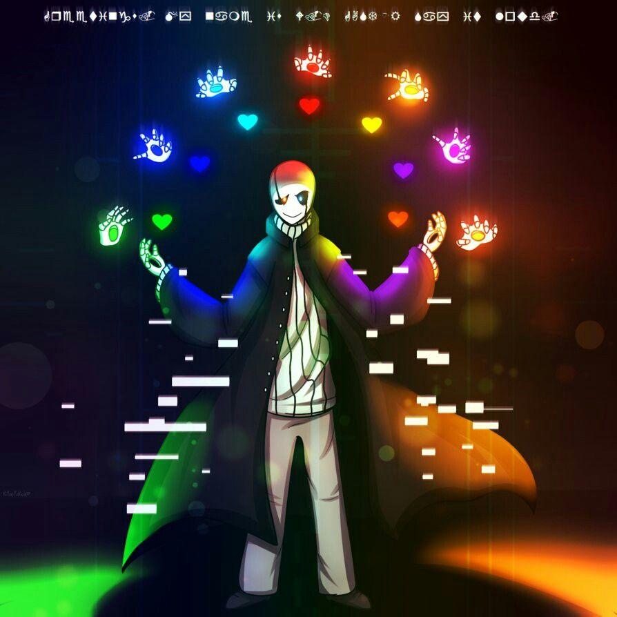 Glitchtale Gaster Anime Undertale Undertale Art Undertale