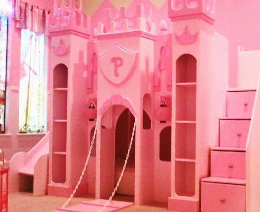 Bedroom The Princess Castle Bedroom Pink The Princess Castle