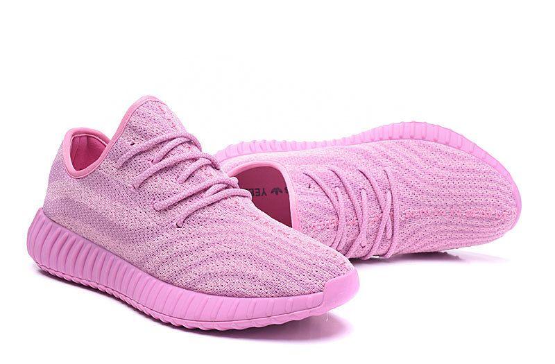 Adidas Boost Yeezy Pink