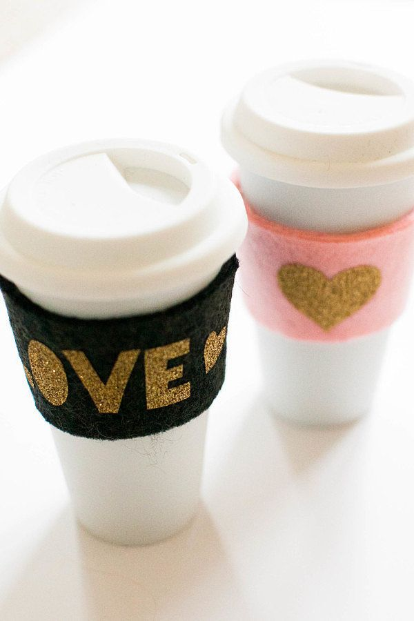DIY Felted Cozies That Will Make Your Coffee Cup SO Cute | Diseño ...