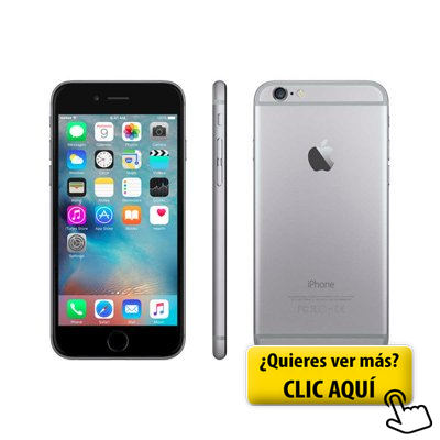 Apple iPhone 6 Oro 16GB Smartphone Libre... #iphone