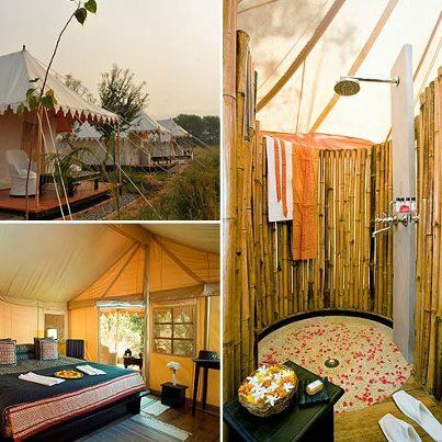 Colin Cowie Glamping