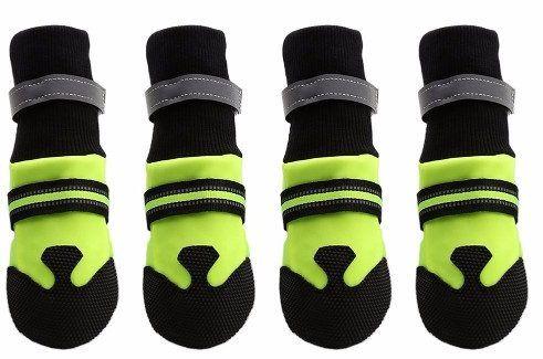 6 - Magic Cindy Waterproof Dog Shoes