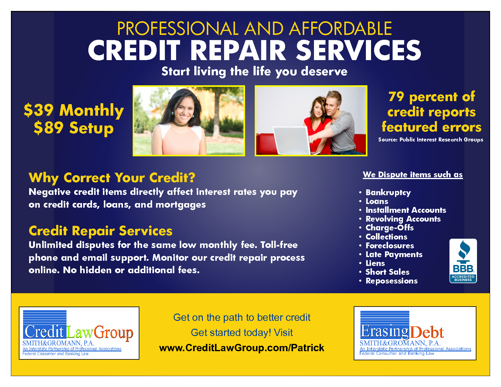 how to fix your credit for free