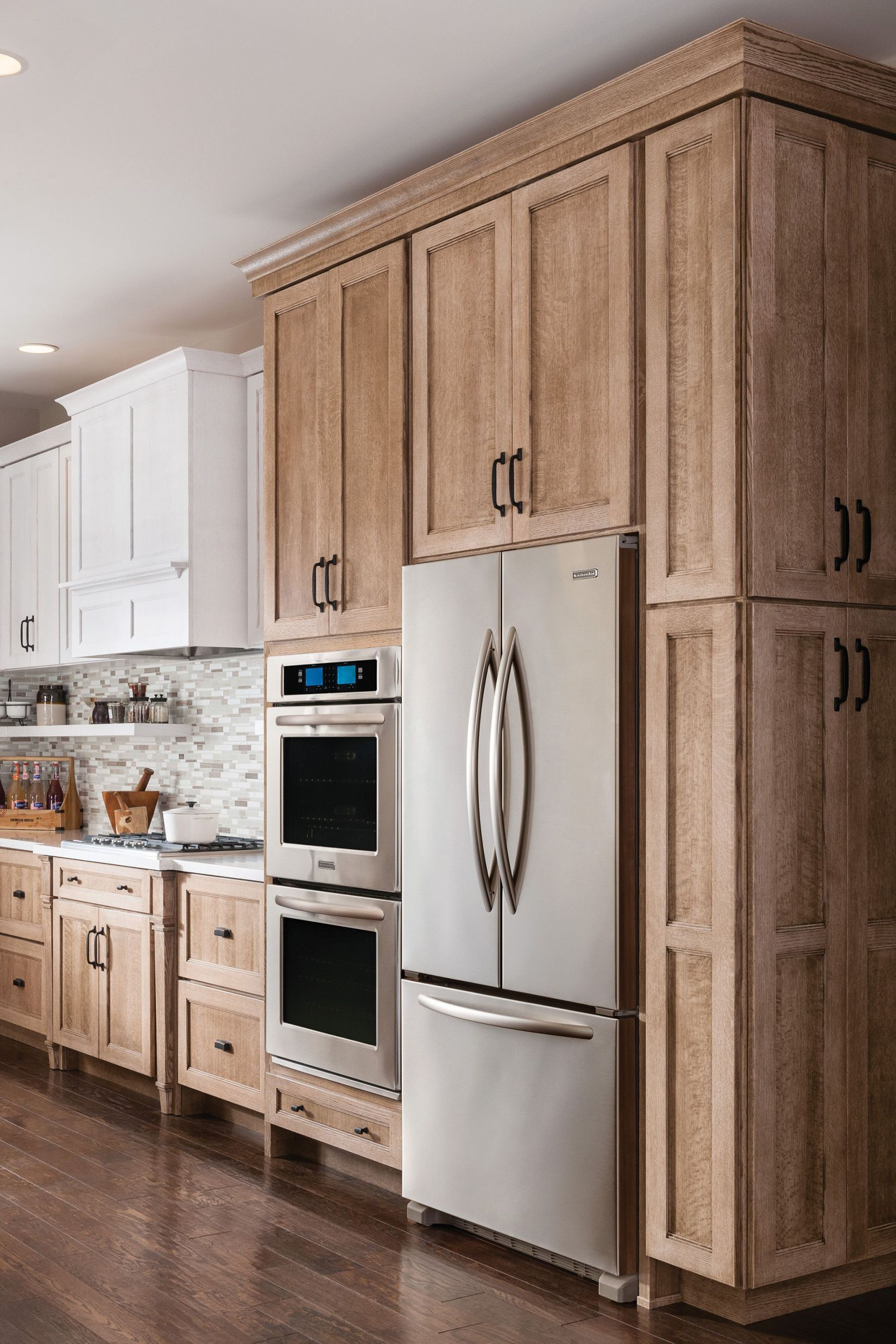 Find Out Your Dream Kitchen Cabinet Opportunities is part of Brown Kitchen cabinet - FInd out how to make your kitchen cabinets better  This articles will guide you update your kitchen with new custom, semicustom, or readytoassemble kitchen cabinetry