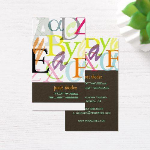 Pixdezines abc greek alphadiy business card colourmoves