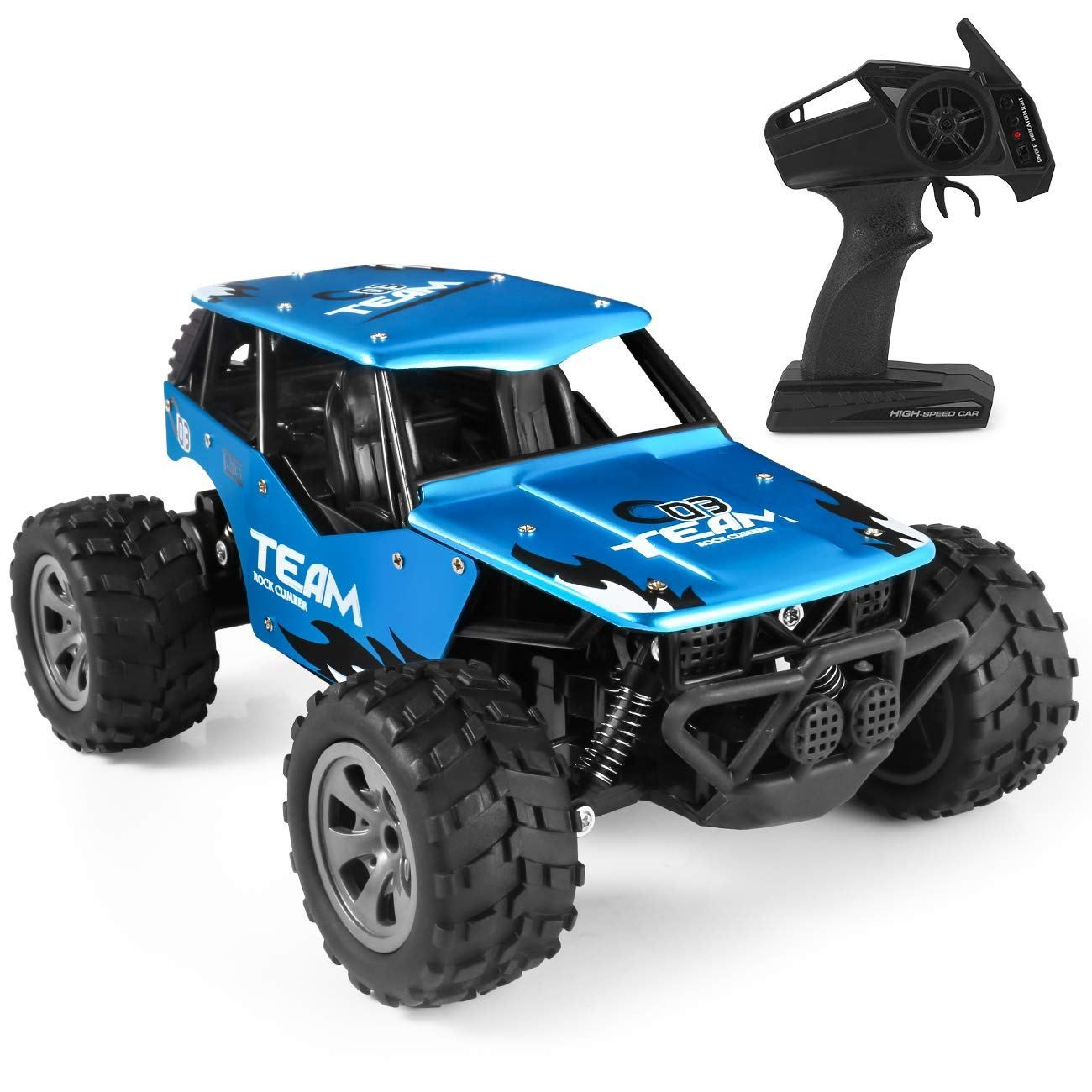 Vandora RC Car Toys, Off Road Cars Vehicle 4WD 2.4Ghz 1/16