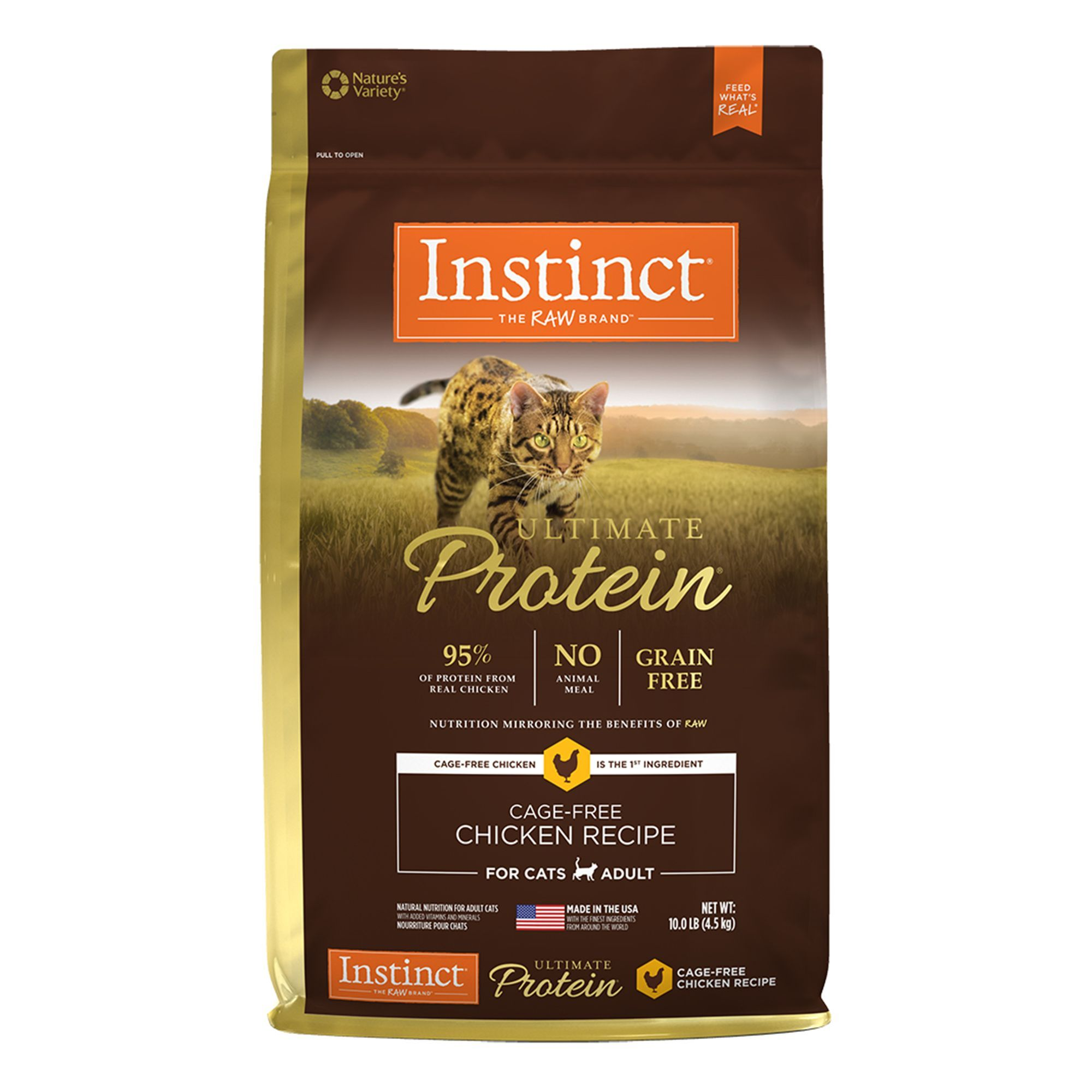Nature's Variety® Instinct® Ultimate Protein® Cat Food