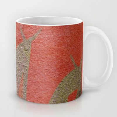 Three Little Devils Mug by Fernando Vieira