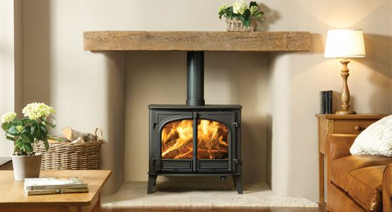 Stand Alone Wood Burner Google Search