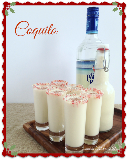 2 ways to make coquito puerto rican christmas drink - Puerto Rican Christmas Drink