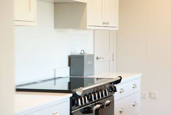 How to make white work in a kitchen