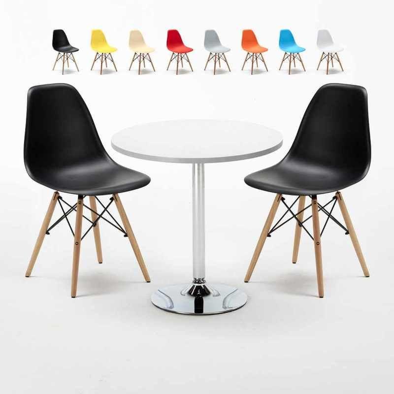 Ensemble Table Et Chaises In 2020 Table Decor Chair