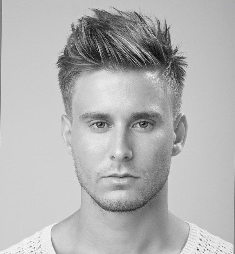 Double Crown Hairstyles For Males Men S Hairstyles In 2020 Double Crown Hairstyles Crown Hairstyles Mens Hairstyles