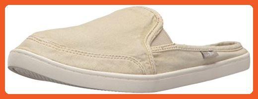 Sanuk Women's Dree Me Cruiser Flat, Natural, 8.5 M US - Boots for women (*Amazon Partner-Link)