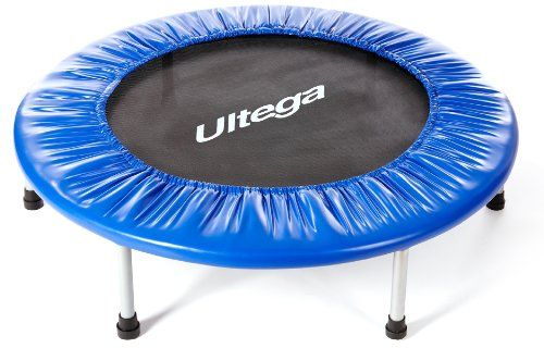 Ultega 38 Inch Mini Jumper Trampoline Bestseller Mini Trampoline Trampoline Gymnastics Equipment