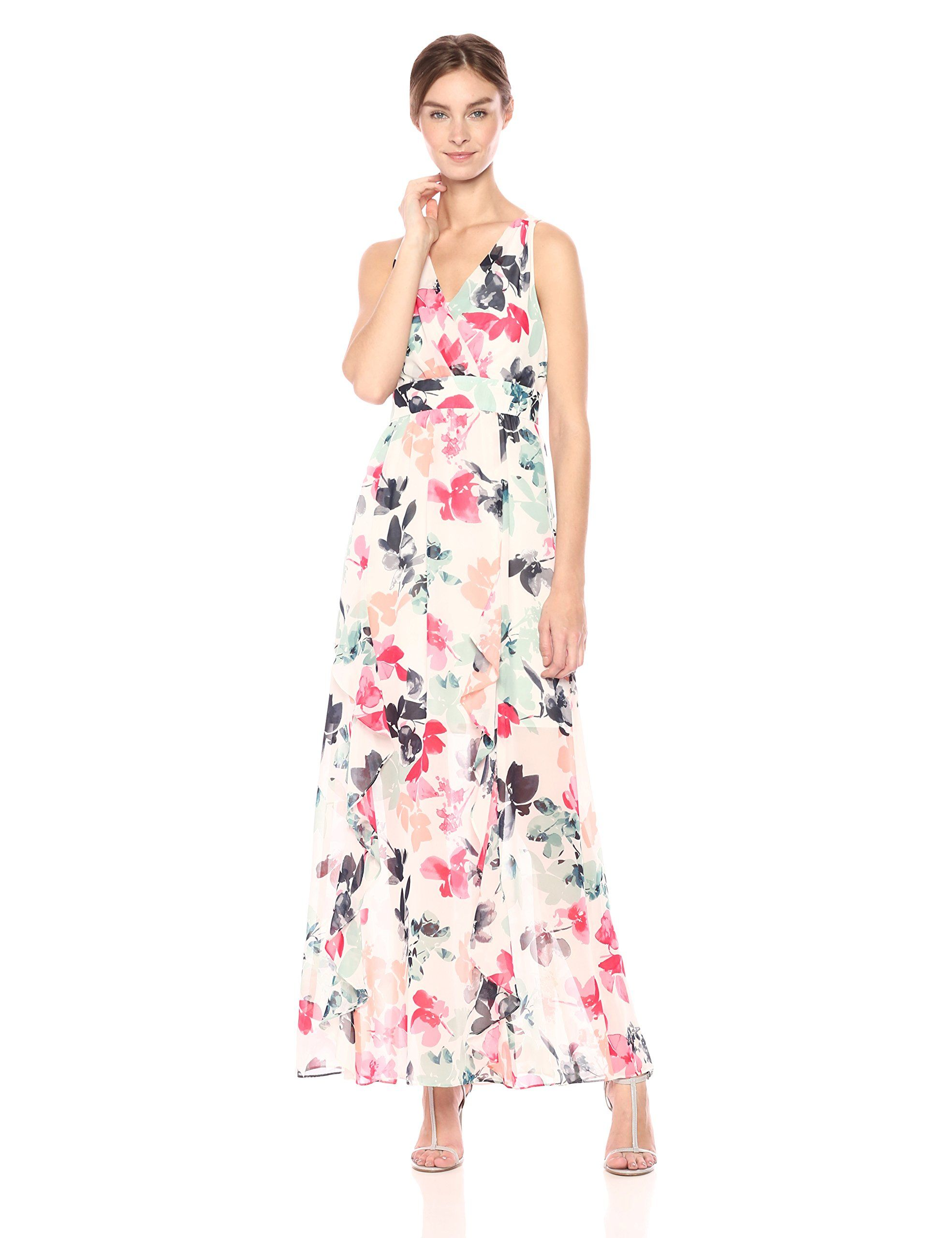 Vince Camuto Womens Printed Chiffon In 2021 Print Chiffon Maxi Dress Maxi Dress Chiffon Maxi Dress [ 2560 x 1969 Pixel ]