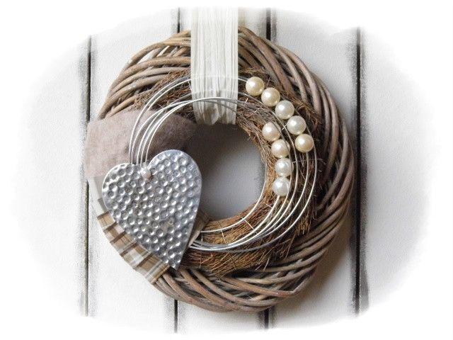 Photo of Door wreaths – ::::: ♥ ::: ♥ Door wreaths ♥ ::: ♥ ::::: – a designer piece by F …