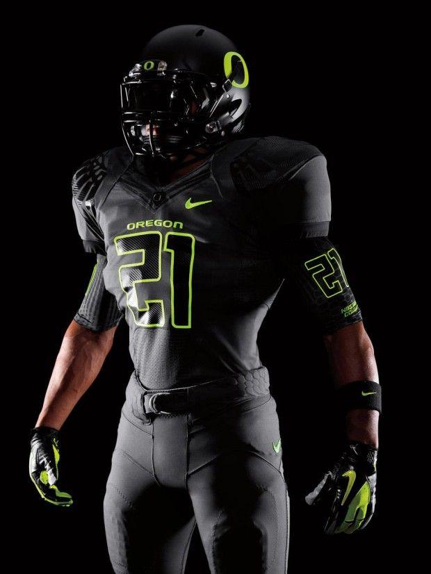 super popular c0118 687b3 2011 Oregon Black Nike Pro Combat Unis | Uniform Critics ...
