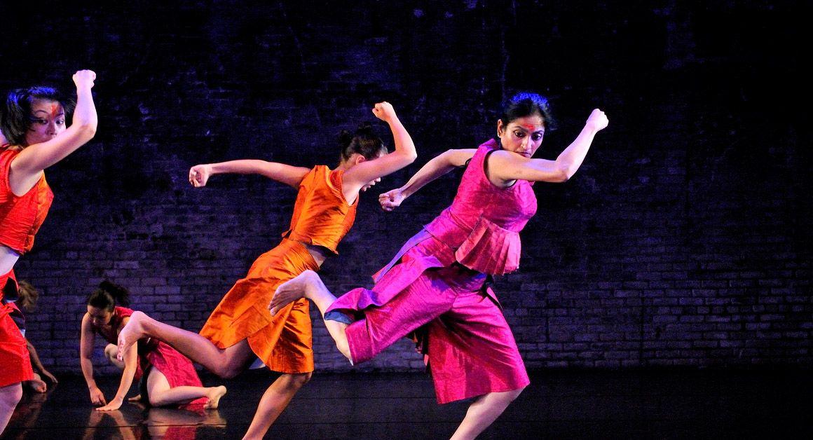 Ananya dance theatre building community social justice