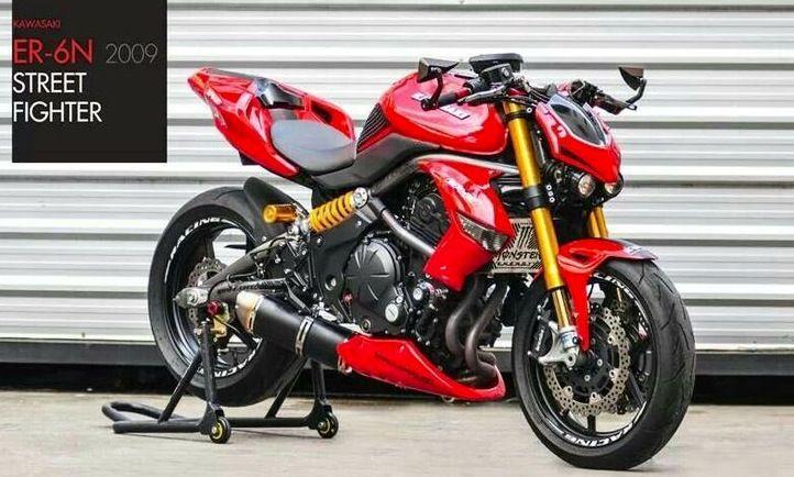 Streetfighter A2 Motorcycle Moto Bike Sportbikes