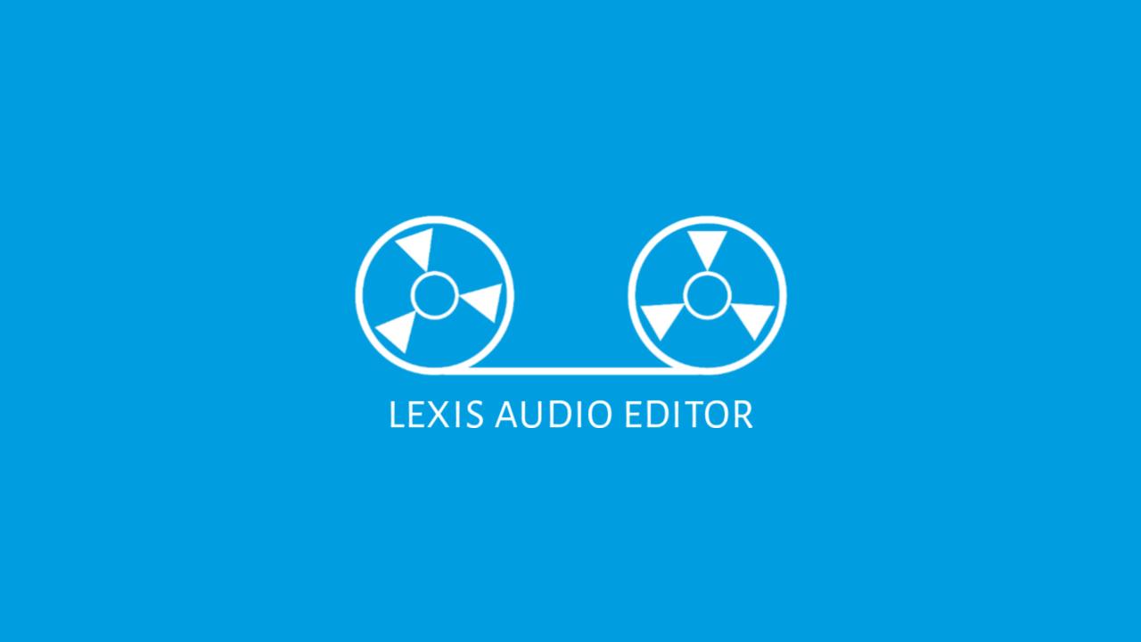 Cara Menghilangkan Suara Noise Di Lexis Audio Editor Suara Audio Berita Teknologi