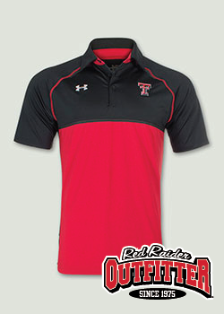 361fb44c30e Under Armour® 2014 Safety Blitz Red Polo  RedRaiderOutfitter  TexasTech   RedRaiders  ttu