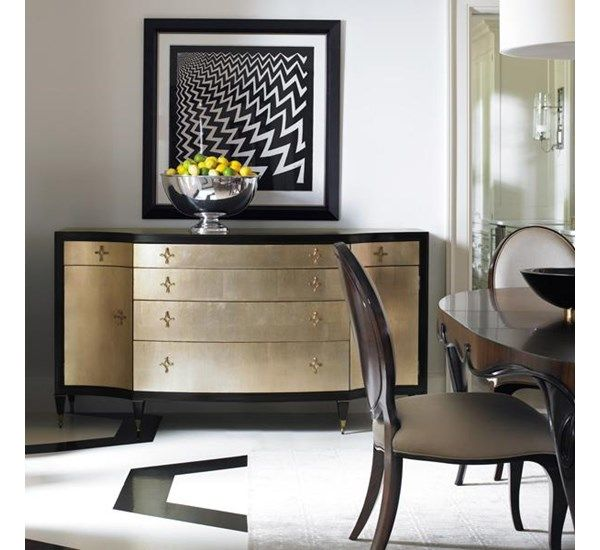 Opposites Attract Classic Contemporary Dining Sideboards Buffets Con Closto 068