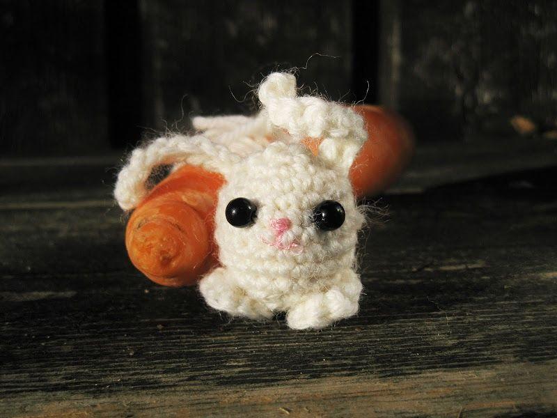 Amigurumi Bunny Free : Amigurumi bunny free crochet pattern easy crochet amigurumi and