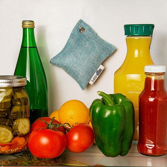 Moso Air Purifying Refrigerator Bag | Bamboo Charcoal Air Filter