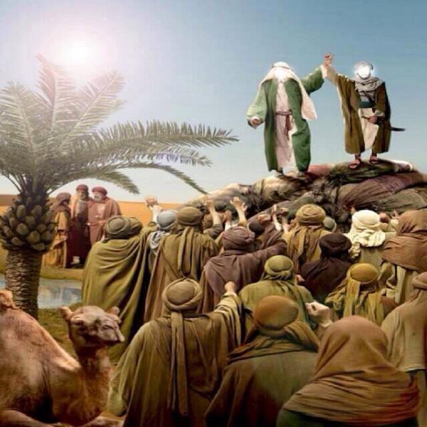 تصاميم بمناسبة عيد الغدير منتديات جامع الأئمة عليهم السلام الإسلامية Islamic Pictures Islamic Paintings Shia Islam