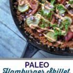 Photo of Paleo Hamburger Skillet with Thousand Island Dressing