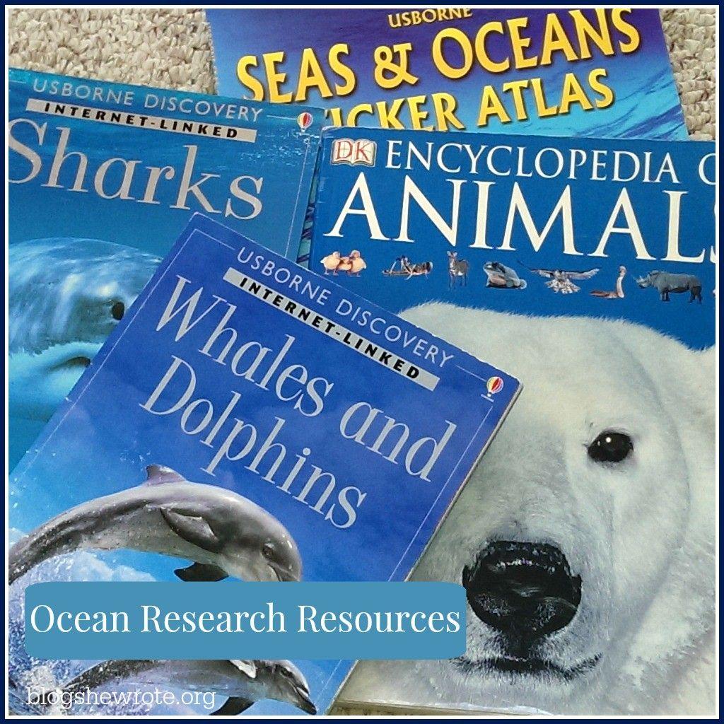 Exploring Oceanography In Your Homeschool