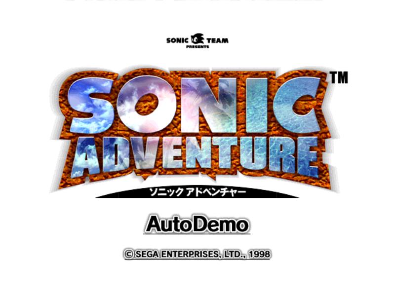 Sonic Adventure 1 2 Dreamcast Prototypes Found Sonic Retro Sonic Adventure Sonic Sonic Adventure 2