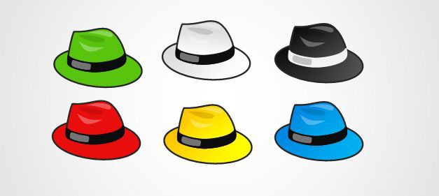 Use The Six Thinking Hats To Solve Your Next Creative Challenge In 2021 Six Thinking Hats Powerpoint Template Free Creative Challenge