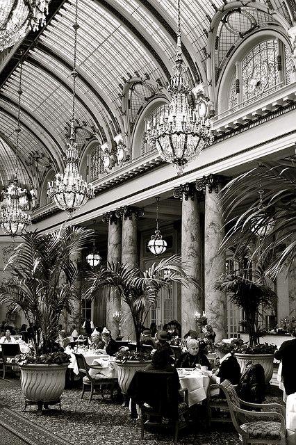 Palace Hotel, S.F. - #rethink_hotels
