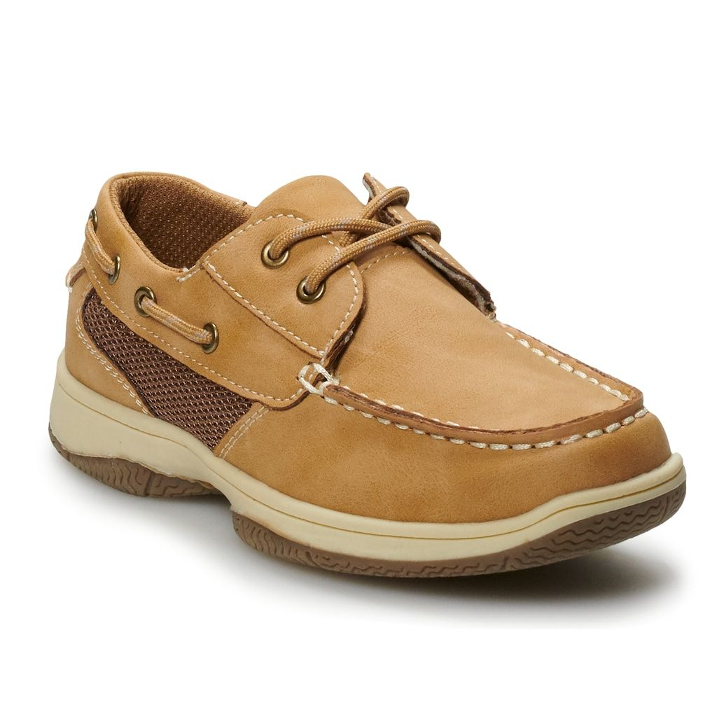 SONOMA Goods for Life™ Wagon Boys' Boat Shoes | Boat shoes ...